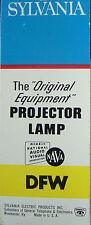 SYLVANIA Projector Lamp Blue Top DFW 120 Volt 500 Watts 25 HRS
