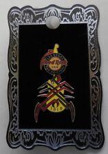 Hard Rock Cafe Pin Scorpion Tattoo Guitar Pin #2 Las Vegas at H R Hotel 2010 Le