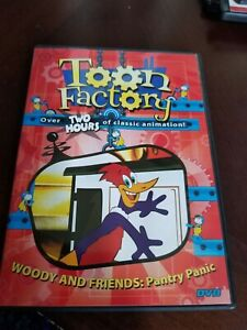 Toon Factory WOODY AND FRIENDS; PANTRY PANIC
