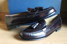 Cole Haan Pinch Tassel Loafer Men Burgundy Size 11.5  03507