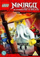 , Lego Ninjago - Masters Of Spinjitzu [DVD], Like New, DVD