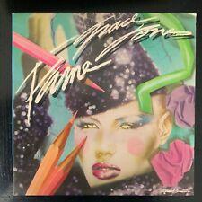 New listing GRACE JONES-FAME-ORIGINAL 1978 ISLAND RECORDS ILPS 9525 GATEFOLD  VINYL-RARE