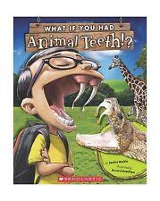 What If You Had Animal Teeth? Free Shipping