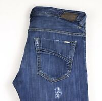 Diesel Hommes Pouf Jeans Jambe Droite Taille W33 L34 ATZ1577