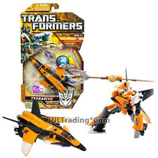 "Year 2010 Hasbro Transformers Hunt for the Decepticons Deluxe Class 6"" TERRADIVE"