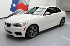 2015 BMW 2-Series Base Coupe 2-Door