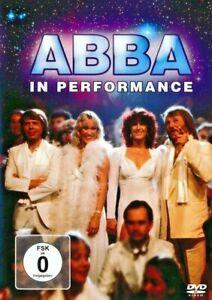 ABBA In Performance - Brand New Music DVD - Region 0