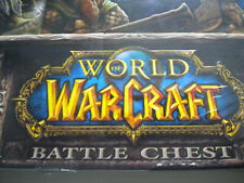 WORLD OF WARCRAFT BATTLE CHEST WINDOWS GAME DVD SET SEALED & UNUSED