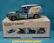1:18 Biante - Holden HZ Sandman Panel Van -  Seawitch L.E. 2500 Made   BRAND NEW