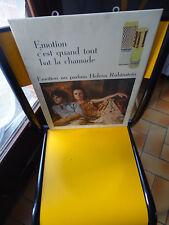 PLV GLACOIDE PARFUM EMOTION 1968 HELENA RUBINSTEIN COLLECTION RARE
