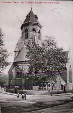Camden Town. St Thomas' Church, Wrotham Road # 854 by Charles Martin.