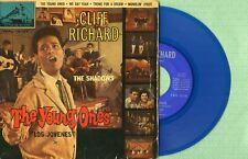 CLIFF RICHARD / LA VOZ DE SU AMO 7EPL13.727 Spain 1962 EP 45 rpm VG+ Vinyl Blue