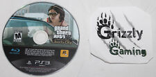 USED Grand Theft Auto IV (AKA 4) Complete Edition PS3 (Disc Only)