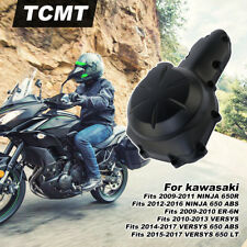 Aluminum Engine Stator Crank Case Cover For Kawasaki Ninja 650R 2009-2011 2010