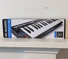 More details for m-audio keystation mini 32 mk3 usb midi keyboard controller (black)