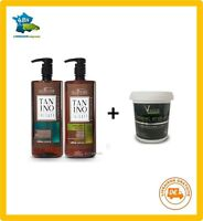 Lissage au Tanin Sans Formol Cheveux Salvatore Kit Tanino Therapy et Vogue Fr