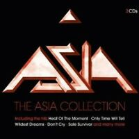 ASIA - THE ASIA COLLECTION 3 CD SET ROCK  NEW+++++++++++