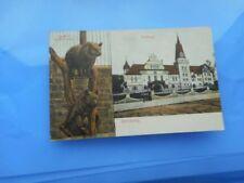 Markenlose Ansichtskarten vor 1914 aus Sachsen-Anhalt