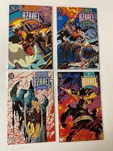 Batman Sword of Azrael set #1-4 8.0 VF (1992)