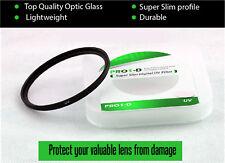 UV Protection Filter for Pentax SMC DA 35mm F2.4 AL F2.8 Macro Limited Lens