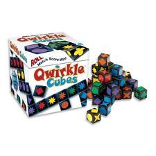 Qwirkle Cubes Board Game