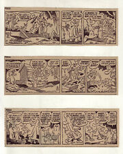Pogo by Walt Kelly - Pogo for President 27 daily comic strips Complete Aug. 1956
