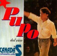 PUPO -  Live: Canada's Won  - CD