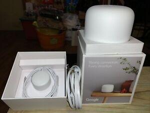 google nest wifi router ac2200