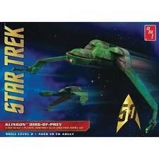 AMT 1/350 Star Trek Klingon Bird-of-Prey Plastic Model Kit AMT949 949