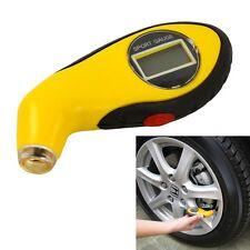 Tire Tyre Pressure Guage Digital LCD Car Bike Truck Auto Air PSI Meter Tester