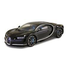 Kyosho - 1:18 Bugatti Chiron Black/Black - Damaged Box - KY9548BK