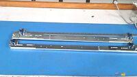 DELL 3M1099 & 3M1100 POWEREDGE 2650 SERVER RAPID RAIL RACK