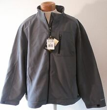 NWT Dickies Mens High Performance Softshell Jacket 3XL Charcoal MSRP$80