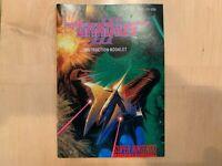 Gradius III (Super Nintendo, SNES) MANUAL Only Excellent