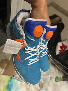 Reebok Pump D-time Dee Brown Above The Rim Size 12