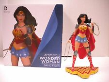 WONDER WOMAN ART OF WAR STATUE FINCH