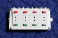 Marklin 72710, Analog Control Box w/ LED Feedback Function, w/ 8 New Style Plugs