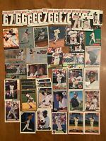 Barry Bonds 50+ Card Lot Rare Inserts Parallels SP Refractor Giants Pirates