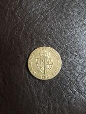 Genuine Colonial, Revolutionary war period King George III British Coin token