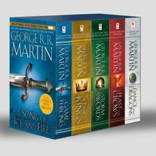 Game of Thrones Audiobook Collection 1-5 - MP3 Download Audio Book