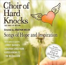 Choir of Hard Knocks Songs of Hope and Inspiration (CD, 2007) New / Not Sealed
