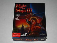 Might  and Magic III: Isles of Terror (Amiga, 1992)