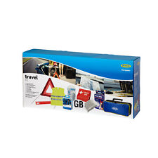 European Euro Continental Driving Abroad Legal Travel Kit in Carry Bag ( RCT1)