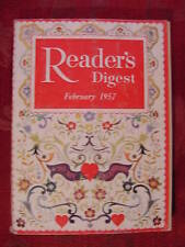 Reader's Digest February 1957 Grand Canyon Stuart Chase