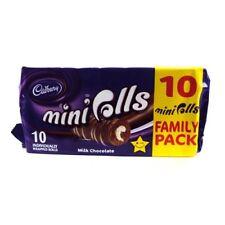 Cadburys Chocolate Mini Rolls 10 Pack 280g