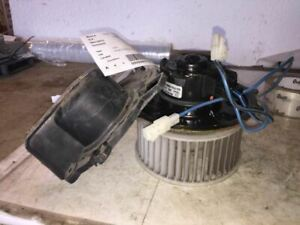 Blower Motor With AC Integral Fits 97-03 ESCORT 134884