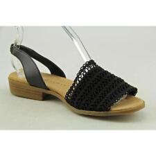 Calzado de mujer de color principal negro de lona talla 37
