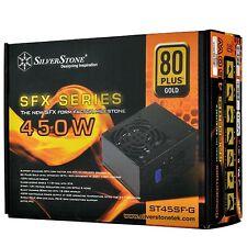 ST45SF-G Silverstone 450W Gold SFX Power Supply