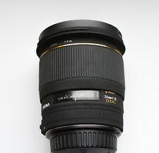 Sigma 24mm f1.8 EX DG Canon EF