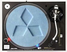 MITSUBISHI MDMA - DJ SLIPMAT 1200's or any turntable, record player
